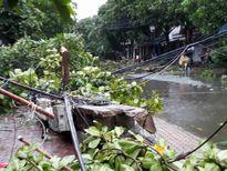 2 cán bộ giao thông bị lũ cuốn tử vong trên đường đi chống bão