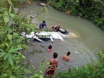2 cán bộ bị lũ cuốn tử vong khi đi khắc phục hậu quả bão