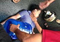 Nam thanh niên bị sét đánh, dần hồi phục sau khi cấp cứu