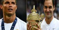 """Federer """"hồi xuân"""" và công thức kì diệu của Ronaldo"""