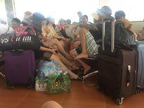 Hơn 3.500 du khách mắc kẹt trên đảo Cô Tô vì bão số 2