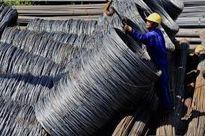 Giá thanh cốt thép Trung Quốc đạt mức cao nhất 3 năm rưỡi