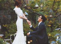 Ngây ngất trước giá trị xa hoa của lễ vật đính hôn các sao Hàn Quốc