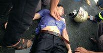 Vĩnh Phúc: Đi ngoài đường, nam thanh niên bị sét đánh bất tỉnh