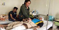 Khánh Hòa: Lật xe khách giường nằm trong đêm, 11 người bị thương nặng