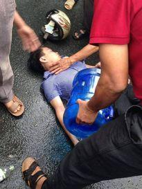 Vĩnh Phúc: Một người đàn ông bị sét đánh khi đang đi xe máy