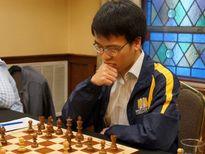 Lê Quang Liêm đánh rơi chiến thắng trước đối thủ bét bảng