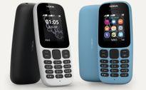 Điện thoại cục gạch Nokia 105, 130 giá từ 15 USD