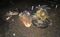 Người đàn ông tử vong vì bị áo mưa siết cổ khi đi xe máy
