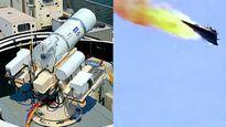 Mỹ thử thành công vũ khí laser diệt mọi mục tiêu