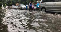 Ngày mai, trực tuyến trên Dân Việt: 'Bao giờ HN thoát cảnh cứ mưa là ngập?'