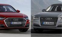 Audi A8 2018 giá 2,34 tỷ thay đổi gì so với cũ