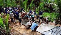 Tuổi trẻ nông thôn: Khởi nghiệp từ xây dựng quê hương