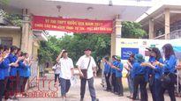 Gần 85% số thí sinh đại học của Hà Nội đạt trên điểm sàn