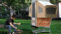 7 mẫu thiết kế 'nhà di động' cho người mê dịch chuyển