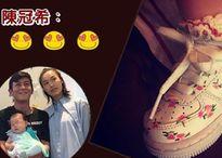 10 năm sau scandal ảnh sex, Trần Quán Hy từ gã trai hư thành ông bố mẫu mực