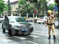 Bộ Tài chính hoàn thành dự thảo đề xuất hai phương án khoán xe công