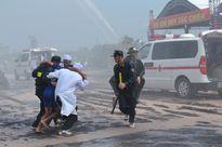Sẵn sàng thu dung, cấp cứu nạn nhân mưa lũ