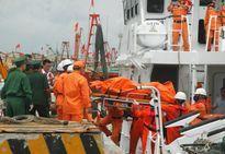 Xác định được danh tính thuyền viên gặp nạn vừa tìm thấy
