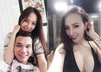 Bối rối trước nhan sắc bạn gái DJ của Khắc Việt