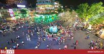 Quận Hoàn Kiếm đề xuất chỉ mở phố đi bộ hồ Gươm vào tối cuối tuần