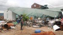 Chia sẻ nỗi đau, hỗ trợ những gia đình gặp nạn trong bão số 2
