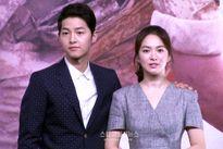 Song Joong Ki-Song Hye Kyo lần đầu xuất hiện sau khi tuyên bố kết hôn?