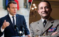 Macron căng thẳng với quân đội Pháp: 'Tôi là chỉ huy của các anh'