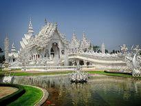 Chùm ảnh: Những ngôi đền 'đẹp và độc' nhất trên thế giới