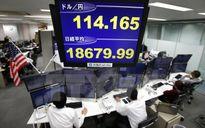 Thị trường chứng khoán châu Á tăng cao nhất trong gần 10 năm qua