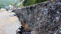 Đường nghìn tỷ nứt toạc sau mưa: Đừng đổ thừa thời tiết
