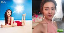 Thân hình nóng bỏng của con dâu tương lai 'ông trùm TVB'