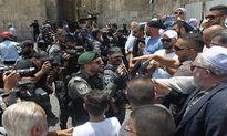 Đụng độ dữ dội Palestine-Israel bùng phát ở Đông Jerusalem