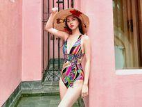 Khánh Linh The Face 'đốt mắt' người nhìn với bộ ảnh bikini rực rỡ sắc màu