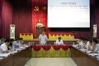 Phó Bí thư Thành ủy Đào Đức Toàn làm việc với huyện Ứng Hòa