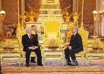 'Quan hệ Việt Nam – Campuchia là mãi mãi vững bền'