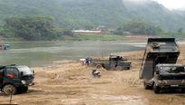 Cạn kiệt cát xây dựng tại Đồng bằng sông Cửu Long