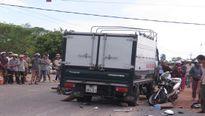 Va chạm liên hoàn giữa xe máy và ô tô, 2 người thương vong
