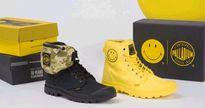 Palladium và Smiley tung bộ sưu tập giày cực cool nhân dịp lần đầu kết hợp
