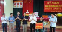 Bộ KH&CN thăm và tặng quà Trung tâm điều dưỡng người có công tỉnh Phú Thọ