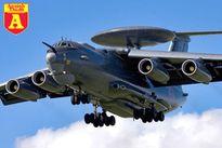 Mắt thần chỉ điểm trên bầu trời khiến máy bay phương Tây khiếp vía