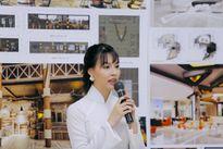 Hoa hậu biển Thùy Trang xuất sắc tốt nghiệp thủ khoa ngành thiết kế nội thất