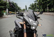 BJ600 GS độ phong cách dragster độc nhất tại Việt Nam