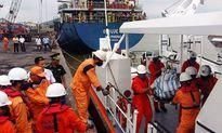 Tìm thấy thêm thi thể 1 thuyền viên tàu VTB 26 còn 2 người mất tích