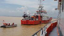 Vụ tàu VTB26 chìm ở Nghệ An: Phát hiện thêm một thi thể