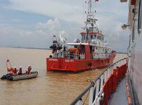 Phát hiện thêm 1 thi thể bị mắc kẹt trong tàu VTB26