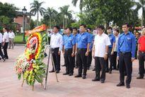 Trung ương Đoàn tổ chức các hoạt động tri ân tại Quảng Trị