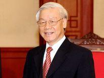 Tổng Bí thư Nguyễn Phú Trọng lên đường thăm cấp Nhà nước Vương quốc Cam-pu-chia