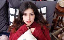Vẻ đẹp của nữ sinh 16 tuổi lai Tây