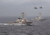 Mỹ sẽ hiện diện nhiều hơn ở Biển Đông vì Triều Tiên và IS?